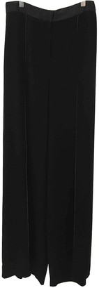 Elizabeth and James Black Trousers for Women
