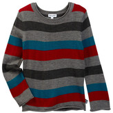 Splendid Mix Stripe Pullover Sweater (Toddler Boys)