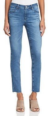 AG Jeans Super Skinny Ankle Jeans in New Wave - 100% Exclusive