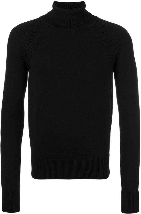 DSQUARED2 Ski classic turtleneck jumper