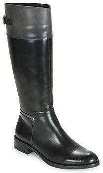 Dorking TIERRA women's High Boots in Black