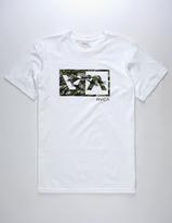 RVCA Exposed Camo Balance Mens T-Shirt
