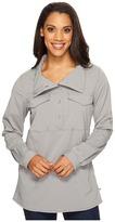 Mountain Hardwear Citypass Long Sleeve Popover Women's Long Sleeve Button Up