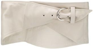 Isabel Marant Mosa leather belt