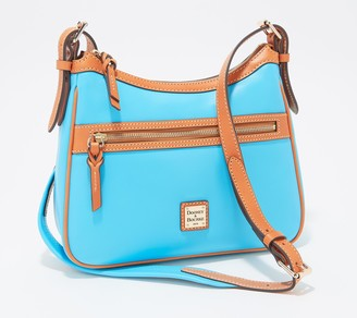 Dooney & Bourke Smooth Leather Piper Crossbody