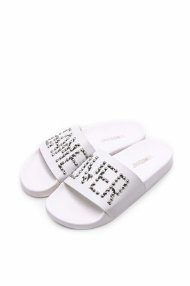 The White Brand Women's Game Over Open Toe Sandals