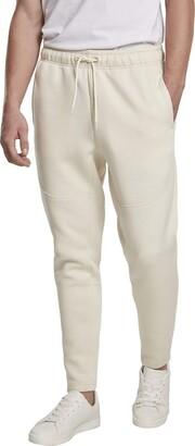 Urban Classics Men's Cut and Sew Sweatpants Sports Trousers