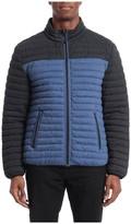 Bagatelle Men's Sport Water-Resistant Colorblock Jacket