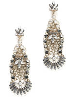 Adia Kibur Chandelier Hem Clip Earrings