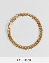 Reclaimed Vintage Curb Link Bracelet