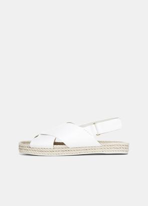 Vince Leather Essen Sandal
