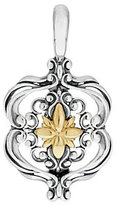 As Is Carolyn Pollack Interchangeable Magnetic Mixed Metal Enhancer