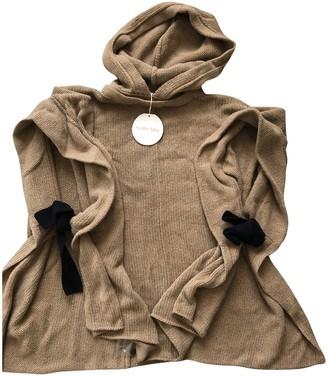 See by Chloe Beige Wool Coat for Women