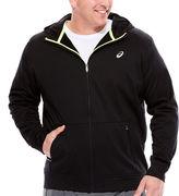 Asics Full Zip Fleece Lined Jacket - Big & Tall