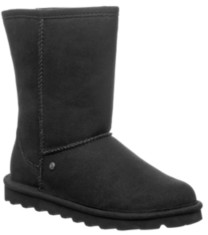 BearPaw Women's Vegan Elle Short Boots Women's Shoes