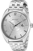 Nixon Women's A4182129 Bullet Analog Display Japanese Quartz Watch
