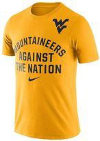 Nike Men's West Virginia Mountaineers Rally Tee