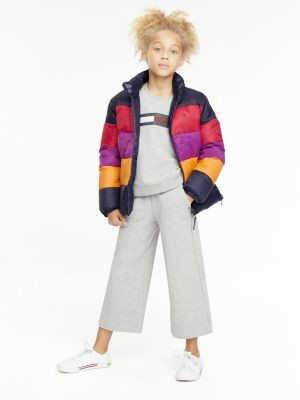 Tommy Hilfiger Recycled Reversible Puffer Jacket
