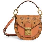 MCM Small Visetos Patricia Shoulder Bag