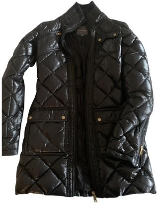 Duvetica Black Coat for Women Vintage