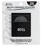 Ardell Brow Powder, Soft Black