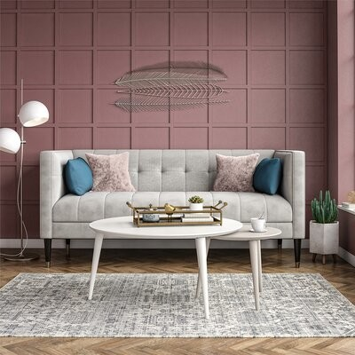 Thumbnail for your product : CosmoLiving by Cosmopolitan Carnegie 2 Piece Coffee Table Set