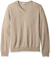 Phenix Cashmere Men's 100% V-Neck Sweater