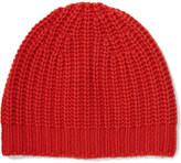 Rag & Bone Alexis textured-knit cashmere beanie