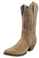 Dan Post Lad 11 Women Square Toe Leather Western Boot.
