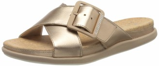 Clarks Women's Step Juneshell Closed Toe Sandals
