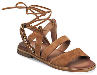 Mjus GRAM LACE women's Sandals in Brown