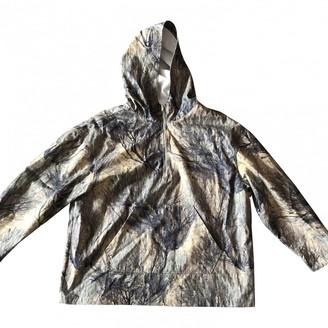 Yeezy Beige Cotton Jackets