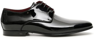 Dolce & Gabbana Oxford Lace Up Shoes