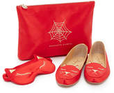 Charlotte Olympia Cat Nap Slipper Set