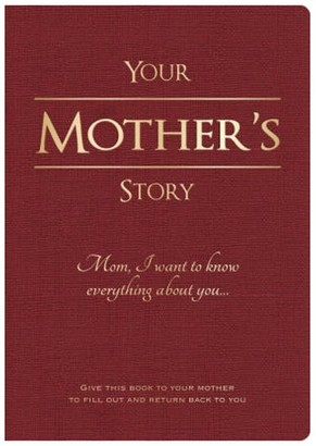 Picadilly Your Mother's Story Guided Journal