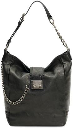 Frye Ella Leather Hobo Bag