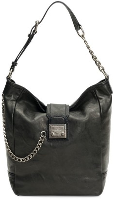 Frye Ella Leather Hobo Bag