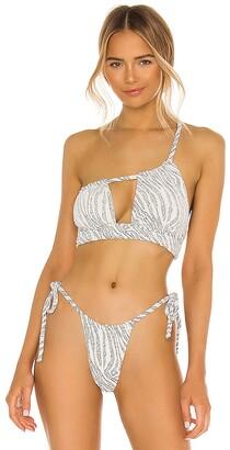 Devon Windsor Iryna Bikini Top