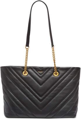 DKNY Vivian Leather Medium Tote