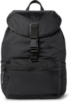 Givenchy Obsedia Leather-Trimmed Nylon Backpack