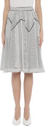ZAC Zac Posen Knee length skirts