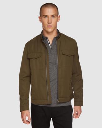Oxford Edwin Bomber Jacket