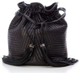 Golden Goose Deluxe Brand Black Estella Bucket Bag