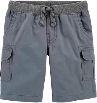 Carter's Baby Boy Pull-On Cargo Shorts