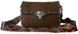 Valentino Guitar Rockstud Other Leather Handbags