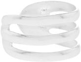 Accessorize Sterling Silver Clean Ear Cuff