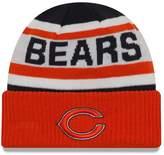New Era Adult Chicago Bears Biggest Fan 2.0 Knit Hat