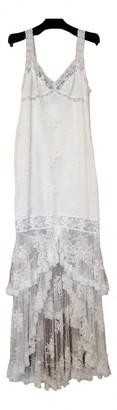 Charo Ruiz Ibiza Beige Lace Dresses
