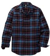 Volcom Matens Long Sleeve Flannel Shirt (Big Boys)