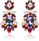 Dolce & Gabbana Crystal Clip Earrings